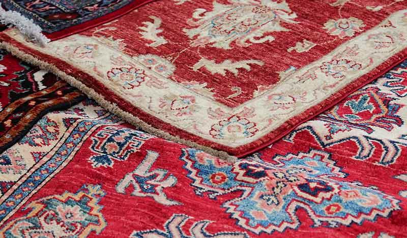 قالیشویی در عظیمیه