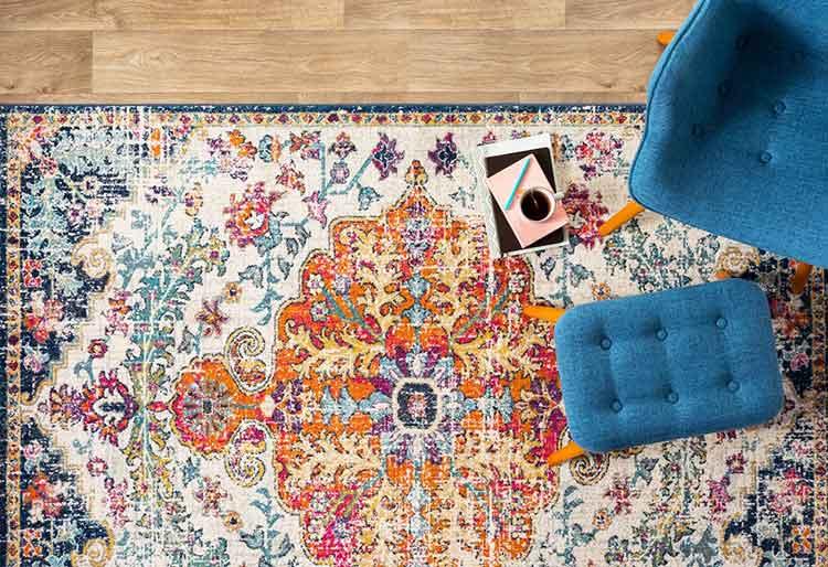 قالیشویی در کمالشهر