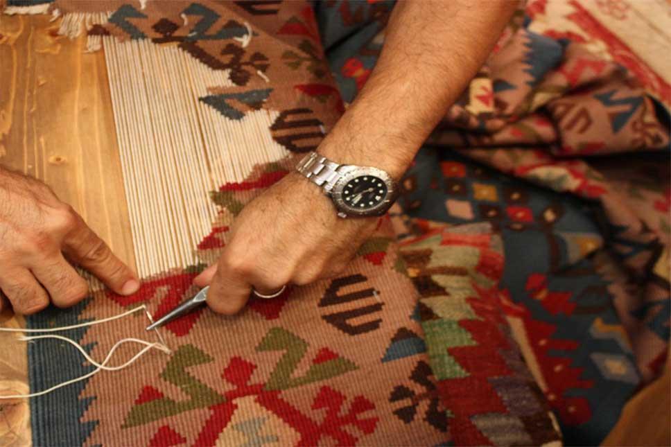 قالیشویی در ماهدشت