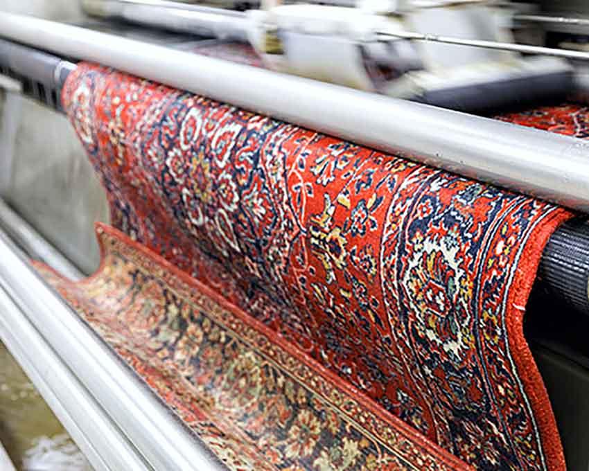 قالیشویی در گلشهر