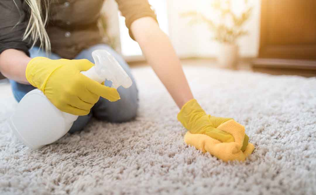 نو و تمیز نگه داشتن فرش